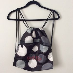 NWOT Cinch-Sac with Polkadots | Thirty-one